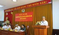 Tổng Liên đoàn Lao động Việt Nam tổ chức hội nghị lần thứ 6