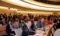 """Hội thảo quốc tế """"Nghiên cứu và giáo dục quyền con người ở Việt Nam: Những cơ hội và thách thức"""""""