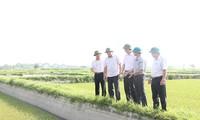 Làm tốt công tác dân vận để người dân đồng lòng xây dựng nông thôn mới