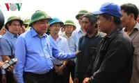 Phó Thủ tướng Nguyễn Xuân Phúc kiểm tra tình hình hạn hán tại Tây Nguyên