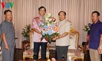Đại sứ quán Việt Nam tại Thái Lan chúc Tết cổ truyền của Lào