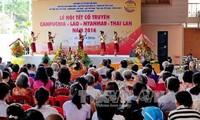 Lễ hội Tết cổ truyền Campuchia - Lào - Myanmar - Thái Lan