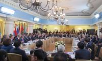 Việt Nam tham dự hội nghị Chủ tịch Quốc hội Á-Âu lần thứ nhất