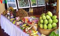 Nông dân Đồng Tháp đưa sản phẩm nông sản xuất ngoại