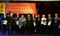 Ghi nhận đóng góp của Nga trong đào tạo nhân lực an ninh Việt Nam
