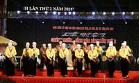 Khai mạc lễ hội chiêng Mường tỉnh Hòa Bình