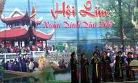Bắc Ninh khai hội Lim năm 2017