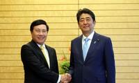 Nhật Bản coi Việt Nam là đối tác quan trọng ở khu vực Đông Nam Á