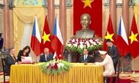Quan hệ Việt Nam-Cộng hòa Czech tiếp tục phát triển lên tầm cao mới