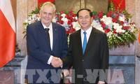 Quan hệ hữu nghị truyền thống và hợp tác nhiều mặt Việt Nam - Czech ngày càng phát triển sâu rộng và
