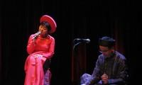 Giọng hát Hương Thanh với dân ca có âm hưởng jazz