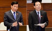 Quốc hội bước vào ngày chất vấn đầu tiên