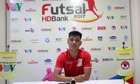 Lượt về giải futsal VĐQG HDBank 2017: