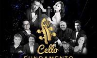 Chương trình hòa nhạc quốc tế Cello Fundamento Concert II hứa hẹn chinh phục khán giả Việt Nam