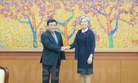 Doanh nghiệp Hàn Quốc sẽ tiếp tục mở rộng kinh doanh tại Việt Nam