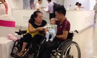 Giao lưu Hạnh phúc vợ chồng người khuyết tật