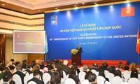 40 năm Việt Nam tự hào là thành viên có trách nhiệm của Liên Hợp Quốc