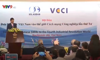 Đưa doanh nghiệp vừa và nhỏ Việt Nam vào thế giới Cách mạng Công nghiệp lần thứ 4