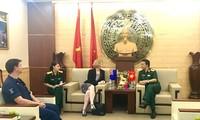 Newzealand hỗ trợ đào tạo ngoại ngữ cho bác sỹ Bệnh viện Dã chiến Việt Nam làm nhiệm vụ quốc tế