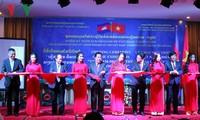 """50 năm quan hệ Việt Nam Campuchia: Khai mạc Triển lãm """"Việt Nam – Điểm hẹn của Campuchia năm 2017"""""""