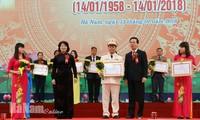 Tỉnh Hà Nam kỷ niệm 60 năm Ngày Chủ tịch Hồ Chí Minh về thăm