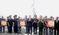 Tập trung xây dựng Cảnh sát biển Việt Nam cách mạng, chính quy, tinh nhuệ, hiện đại