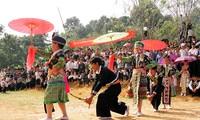Hà Giang tổ chức Ngày hội Văn hóa dân tộc Mông và Lễ hội hoa đào 2018