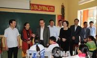 Phó chủ tịch Quốc hội làm việc với tỉnh Yên Bái