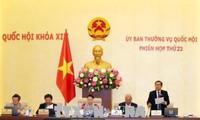 Ủy ban Thường vụ Quốc hội thảo luận Dự án Luật Phòng, chống tham nhũng (sửa đổi)