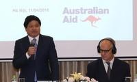Australia tiếp tục hỗ trợ Việt Nam phát triển nông nghiệp