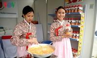 Ngày hội ẩm thực và văn hóa châu Á 2018