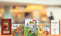 NXB Kim Đồng ra mắt nhiều sách Châu Âu mới