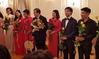 Hòa nhạc Quà tháng 5 dâng Bác tại Hungary