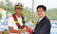 Hoàn thành tốt đẹp Chương trình Đối tác Thái Bình Dương 2018 tại Khánh Hòa