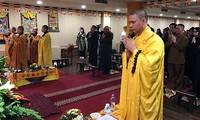 Phật tử người Việt tại Nga mừng Đại lễ Phật Đản 2018(Phật lịch 2562)