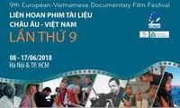 Liên hoan Phim Tài liệu châu Âu-Việt Nam lần thứ 9