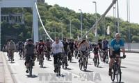Ngày Xe đạp Quốc tế: Việt Nam nhấn mạnh đóng góp của xe đạp đối với sự phát triển bền vững