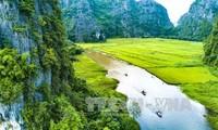 Khai mạc Tuần du lịch Ninh Bình Sắc vàng Tam Cốc - Tràng An