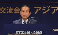Phó Thủ tướng thường trực Trương Hòa Bình thăm, làm việc tại Nhật Bản