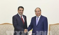 Thủ tướng Nguyễn Xuân Phúc tiếp Đại sứ Các tiểu vương quốc Ả-rập thống nhất