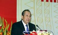 Phó Thủ tướng Thường trực Chính phủ Trương Hòa Bình: Chủ động kiểm soát tình hình dân di cư ngoài kế hoạch