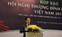 Hội nghị thượng đỉnh Kinh doanh Việt Nam lần đầu tiên