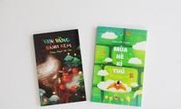 Hai cuốn sách thiếu nhi dễ thương của văn học Việt vừa ra mắt