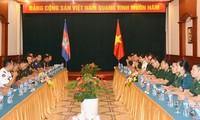 Đẩy mạnh giao lưu sĩ quan trẻ Quân đội Việt Nam và Campuchia