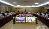 Phó Thủ tướng Trương Hòa Bình chủ trì Hội nghị trực tuyến về trật tự an toàn giao thông