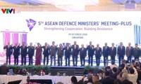 Việt Nam đưa ra nhiều sáng kiến thúc đẩy hợp tác an ninh quốc phòng ở khu vực