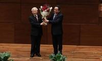 Toàn văn bài phát biểu nhậm chức của Chủ tịch nước Nguyễn Phú Trọng