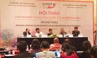Những kinh nghiệm từ điện ảnh thế giới đến LHP Quốc tế Hà Nội