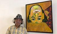 Nghệ thuật đảo ngược Nguyễn Đại Giang: Trở về với hồn vía dân tộc