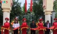 Khánh thành Cổng Marocco, biểu tượng của tình đoàn kết Việt Nam - Marocco